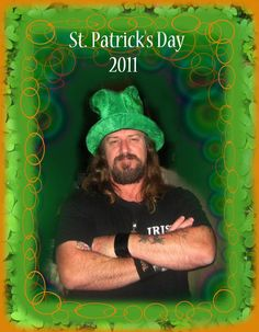 Shitfaced On Paddys Day by hellion-666.deviantart.com on @DeviantArt