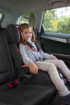 Piku NI20.6072 - Silla de coche, grupos 1/2/3 (9-36 kg, 1-12 años), color rosa claro EUR 48,00