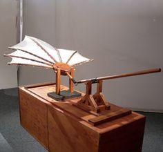 Le Macchine - Volo @ Leonardo da Vinci Inventions - Mostra Leonardo da Vinci