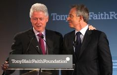 Bill Clinton to Join Tony Blair to Campaign For U.K. To Stay in the E.U.