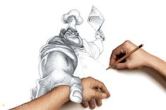 22 Creative 4D Artworks That Invade Reality