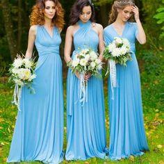 A-Line V-Neck short-sleeves Floor-Length Satin Bridesmaid Dress Maid Of Honour Dresses, Maid Of Honor, Sexy Dresses, Prom Dresses, Wedding Dresses, Wedding Bridesmaids, Formal Dresses, Bridesmaid Dresses Long Blue, Event Dresses