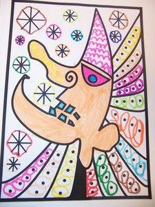 Art Plastique, Symbols, Sculpture, Halloween, School, Activities, Graphic Patterns, Icons, Sculpting