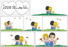 Love is...Sunday 20 March 2016 | Bill Asprey Cartoons & Comic Strips