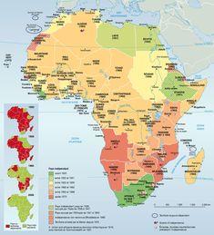 La décolonisation en Afrique, par Cécile Marin (Le Monde diplomatique, juillet 2006)