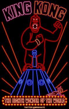 King Kong Neon