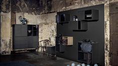 Storage modules - Stylish boxes and modules to manage your storage - Bolia