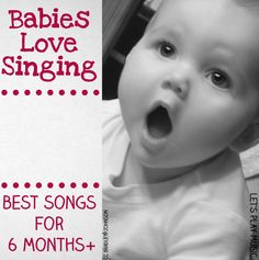 Babies love singing! Best Songs for Babies - Let's Play Music