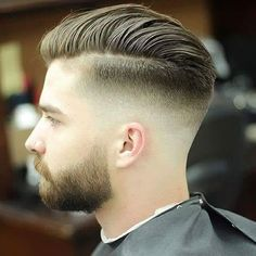 Men's Toupee Human Hair Hairpieces for Men inch Thin Skin Hair Replacement System Monofilament Net Base ( Hair Toupee, Mens Toupee, Mens Hairstyles With Beard, Haircuts For Men, Men's Hairstyles, Short Hair Cuts, Short Hair Styles, Stylish Short Haircuts, Faded Hair