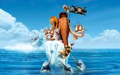 Ice Age 4 Continental Drift HD Wallpaper Free - Download Ice