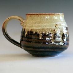 Large Coffee Mug, 22 oz, handmade ceramic cup, tea cup, coffee cup