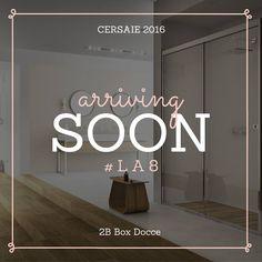#LA8 la nuova serie firmata 2B Box Docce: unica e di design, pensata per tutti. Ti aspettiamo al Cersaie 2016! #BoxDocce2B #8mm #boxdoccia #design #novità #cersaie2016 #showerenclosures #shower #bathroom #bathroomdesign #arredamentobagno #homestyle #interiors #interiordesign