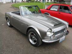 Canby Datsun Show 2012