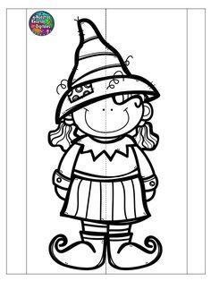 historias-de-terror-cuederno-de-trabajo-15 Halloween Classroom Decorations, Halloween Home Decor, Halloween House, Fall Halloween, Halloween Crafts, Happy Halloween, Halloween Party, Halloween 2020, Witch Coloring Pages
