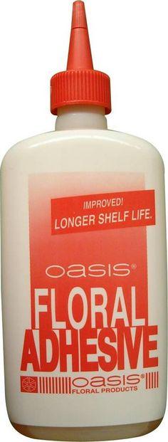 Oasis® Koudlijm (flacon) https://www.bissfloral.nl/blog/2014/12/11/oasis-koudlijm-flacon/