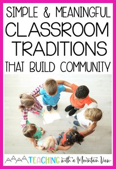 Simple Ways to Build Community