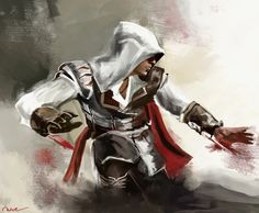 Ezio Auditore by WisesnailArt on DeviantArt Cry Of Fear, Connor Kenway, Assassins Creed Series, Historical Art, Marvel, My Tumblr, Deviantart, Art Prints, Videogames