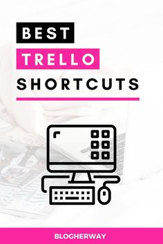 Take your productivity to the next level with these easy to use Trello Shortcuts. Trello is a great online work productivity app that. How To Start A Blog, How To Make Money, Work Productivity, Creating A Business, Blog Planner, Blogger Tips, Entrepreneur, Business Advice, Online Work