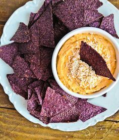 Next time!Healthy dip for entertaining. Hummus, sweet potato, greek yogurt and coconut..