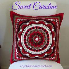 Sweet Caroline Square - free crochet pattern
