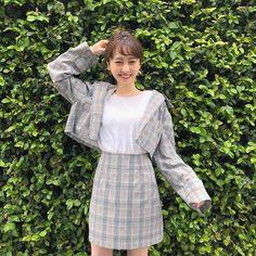 แฟชั่นเซ็ท แต่งตัวกึ่งทางการ น่ารักๆ สไตล์สาวญี่ปุ่น Fashion Sets, Ethnic, Outfits, Style, Swag, Stylus, Clothes, Outfit, Outfit Posts