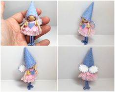 Fairy bendy doll. Www.pntdolls.com
