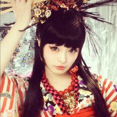 Kyary Pamyu Pamyu, Japan, kimono, harajuku, style, fashion, fun