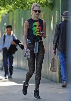 Candice Swanepoel..