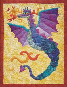 Dragonfires (from Blackberry Creek Home Arts)