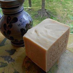 Amazon.com : Goat's Milk Soap Natural Farm Fresh - Large Bar Artisan Handmade Beauty Goat's Soap Bar : Bath Soaps : Beauty