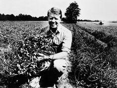 Jimmy Carter, peanut farming