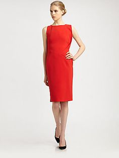 Antonio Berardi Tucked Dress