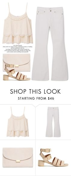 """Jun 30th (tfp) 1745"" by boxthoughts ❤ liked on Polyvore featuring MANGO, Mansur Gavriel and tfp"