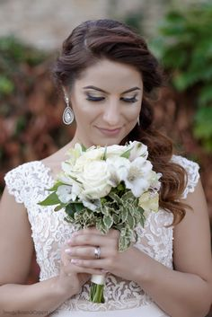 portret mireasa Lace Wedding, Wedding Dresses, Fashion, Weddings, Bride Dresses, Moda, Bridal Gowns, Alon Livne Wedding Dresses, Fashion Styles