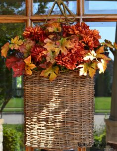 Five Simple Fall Decorating Ideas