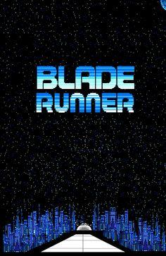 Blade Runner 8 Bit