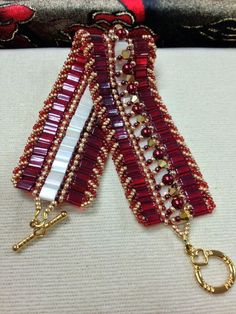 Tila Bracelet by DesertJewelryDesigns on Etsy, $45.00