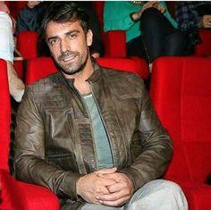 Turkish Men, Turkish Actors, Gorgeous Men, Beautiful People, Lovely Eyes, Actor Model, Best Actor, Im In Love, Erotica