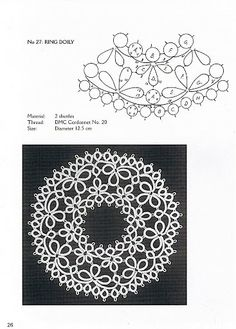 Tatting desings - Lada - Picasa Web Albums