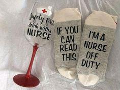 Nurse But Did You Die Apron Nursing Gift Idea Hostess Gift Housewarming Nurse Graduation Gift Idea