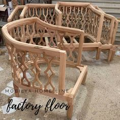Wood Table Design, Sofa Frame, Diy Chair, Wishbone Chair, Upholstered Chairs, Upholstery, House Ideas, New Homes, Couch
