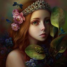 Vasilisa by jolakotturinn.deviantart.com on @DeviantArt