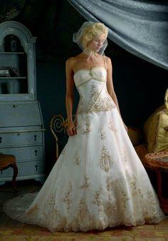 Christina Wu #wedding #dress #gown