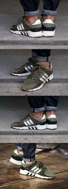 #Adidas #Equipment #Support 93 RF #Camo