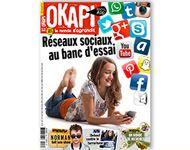 Dossier : voyage au pays des microbes (p. 10-16) Décodage : chausse une formule 1 (p. 18-19) Enquête : tes réseaux sociaux au banc d'essai (p. 26-31) Norman (p. 34-35) Stop au harcèlement ! (p. 44-45)