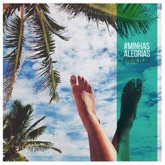 #minhasalegriasparalelas É relaxar! Curtir o sol e uma boa praia!   #desfrutardavida #sejogar #seapaixonar #serfeliz #behappy #paralelas #moodmoments #family #viver