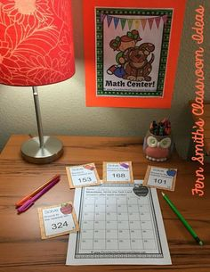 Fern Smith's Classroom Ideas Resources for Teaching Rounding to the Nearest Ten or Hundred for third grade math at TpT, TeacherspayTeachers. Math Rotations, Math Centers, Third Grade Math, Fourth Grade, Go Math, Math Groups, Elementary Teacher, Math Resources, Task Cards