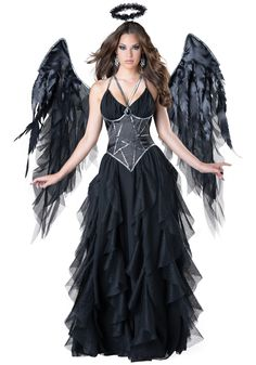 Women's Dark Angel Costume More