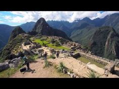 ▶ The Story of Machu Picchu -A Great time lapse video loaded with the history of Machu Picchu!