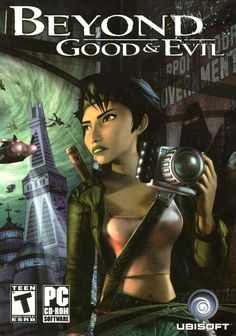 Beyond Good and Evil PC Game Free Download Full Version- GOG Is Here Now. It's An Action Full PC Game Free Download, PC Game Download,Highly Compressed Game